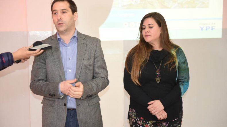 Avanzan en la implementación del proyecto Ciudades Sostenibles
