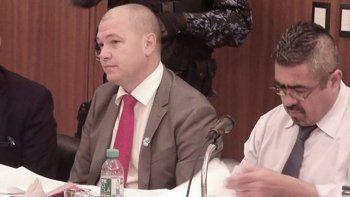 dos fiscales denunciados  por la detencion de bortagaray