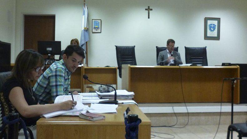 Nicolás Ainol fue detenido el sábado durante un allanamiento en su casa de la avenida 10 de Noviembre.
