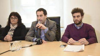 Luque y Romero encabezaron una nueva apertura de ofertas para obras en diversos sectores de la ciudad.
