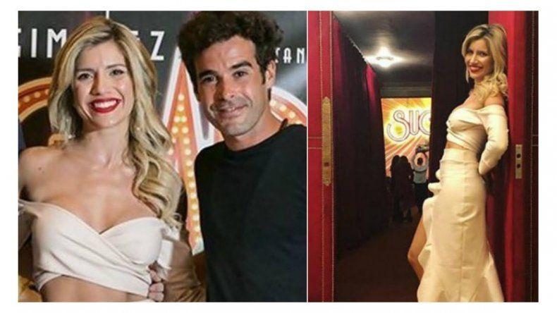Las primeras fotos de Laurita Fernández y Nicolás Cabré tras confirmar su romance