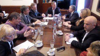 arcioni no firmo la modificacion del pacto fiscal que pretendia nacion