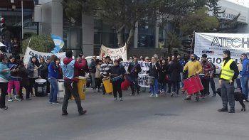 Las protestas sociales estarán controladas por las fuerzas policiales.