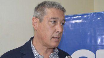 Carlos Catalá, secretario municipal de Salud.
