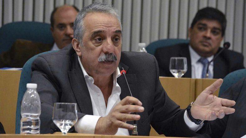 El presidente de la bancada del PJ-FpV de la Legislatura santacruceña