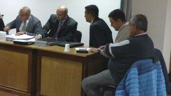 En la denuncia están imputados el exintendente de Sarmiento y exfuncionarios municipales.