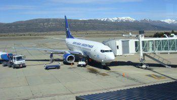 el paro afectara a 70 mil pasajeros de lineas aereas