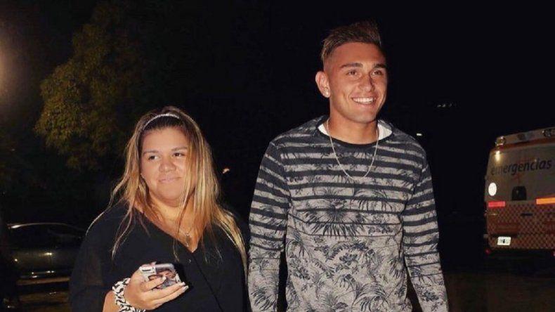 Morena está embarazada y Jorge Rial será abuelo