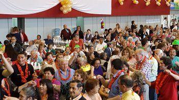 actividades por el dia internacional de las personas mayores