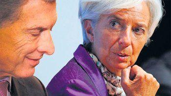 el gobierno acordo con el fmi una ampliacion del prestamo