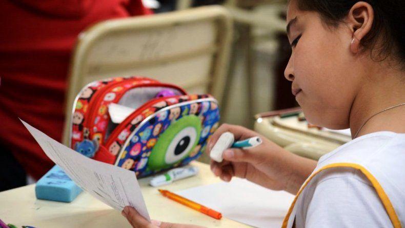 Participarán 10 mil alumnos chubutenses en la Evaluación Aprender 2018