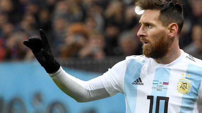 Messi no volverá a la Selección en este 2018