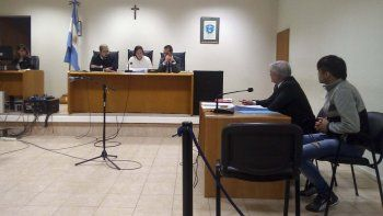 Cuando intentó matar a Millán, Marcelo Guenuman estaba en libertad condicional por el homicidio de Franco Ortega. Ahora podría recibir 5 años y 9 meses.
