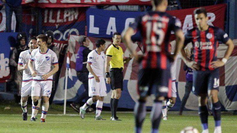 San Lorenzo quedó eliminado de la Copa Sudamericana