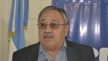 Alberto Parada, secretario municipal de Tierras.