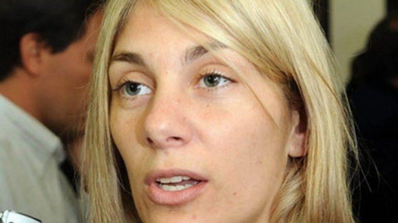 Diputada Florencia Papaiani.