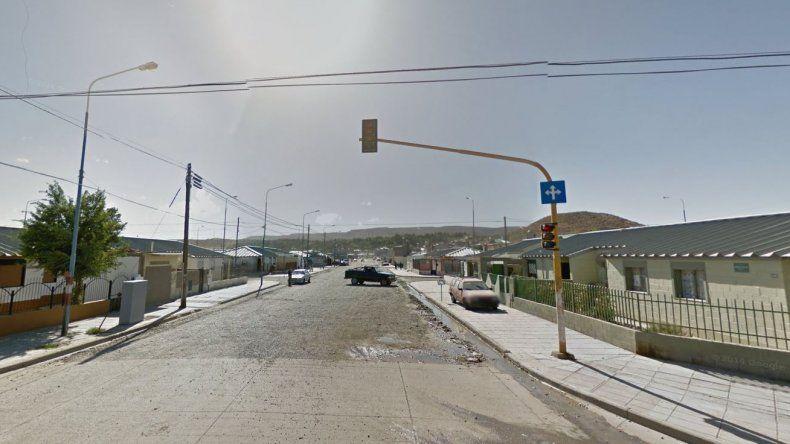 Quejas por falta de iluminación en barrio Isidro Quiroga