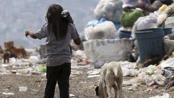 Tres de cada diez argentinos se encuentran en situación de pobreza.