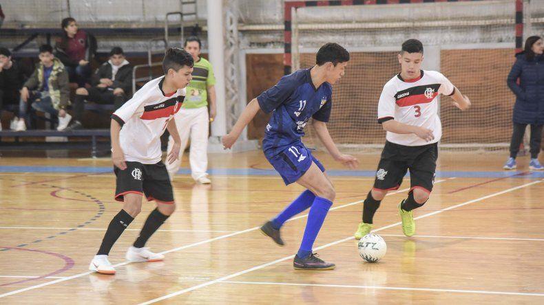 Parma FC venció 3-1 a Flamengo en uno de los partidos que se jugaron por la categoría Cadetes.