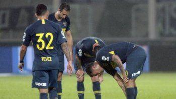 Boca perdió ante Gimnasia y quedó eliminado
