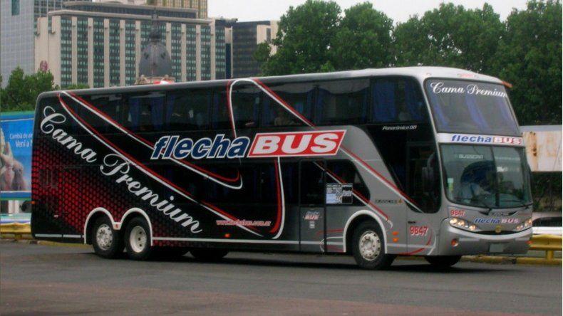 Flecha Bus pidió concurso preventivo crisis