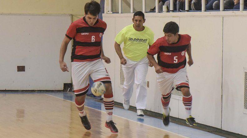 Flamengo es uno de los equipos que disputará los cuartos de final del torneo Clausura.