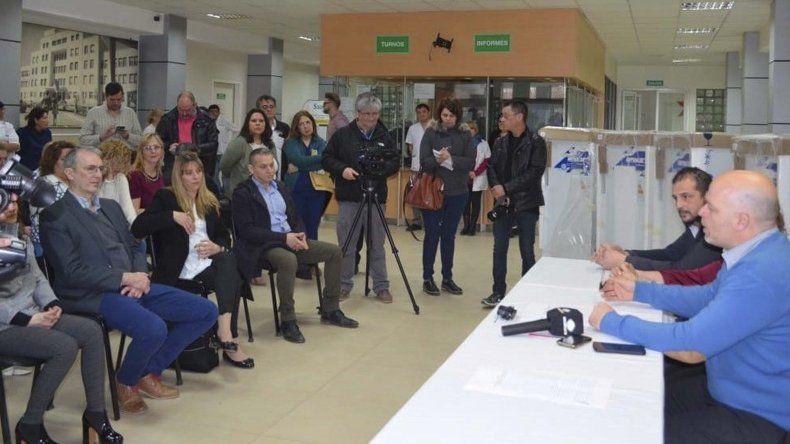 Salud lanzó en Comodoro una campaña de vacunación contra el sarampión y la rubeola
