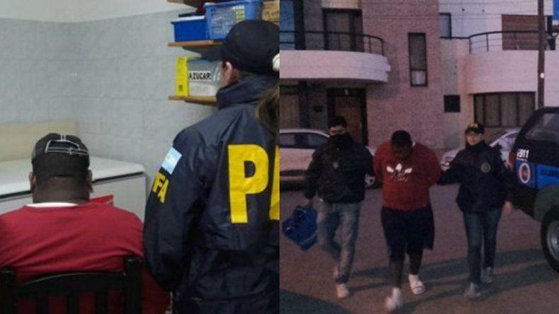Detuvieron a dominicano imputado en causa de droga