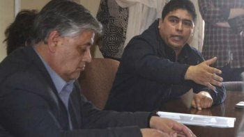 Finalmente el proyecto de creación de mataderos rurales para abaratar el precio de los productos cárneos, fue presentado ante los diputados por el dirigente gremial Claudio Vidal.