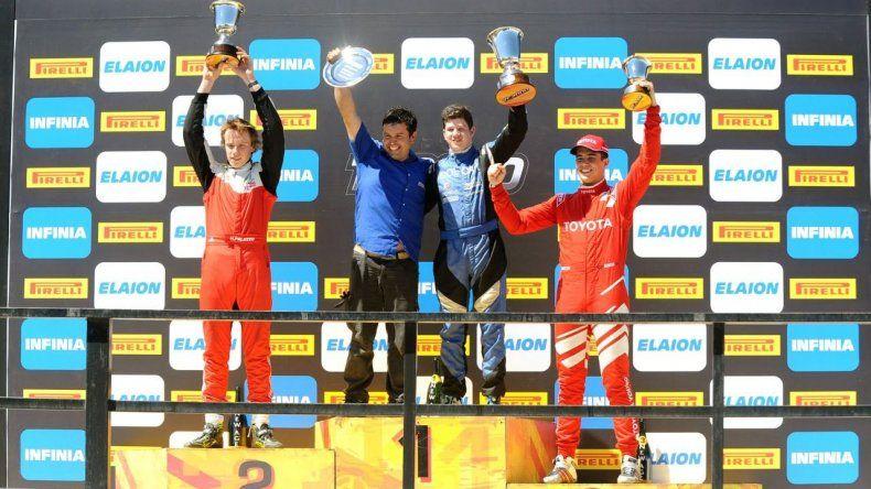 Nico Moscardini logró un gran triunfo en Mendoza