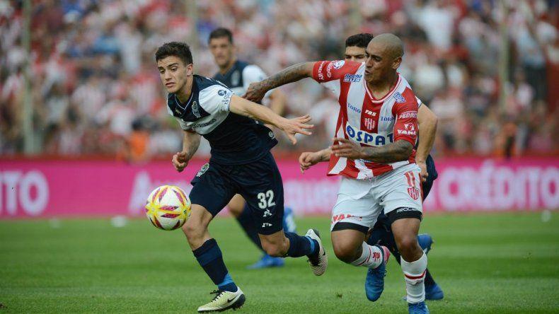 Ajustada victoria de Unión 1-0 sobre Gimnasia la Plata