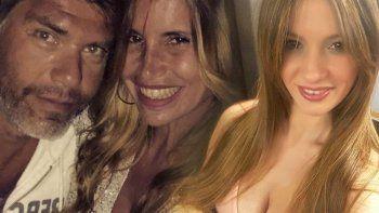 Poliamor: habló la amante del novio de Florencia Peña