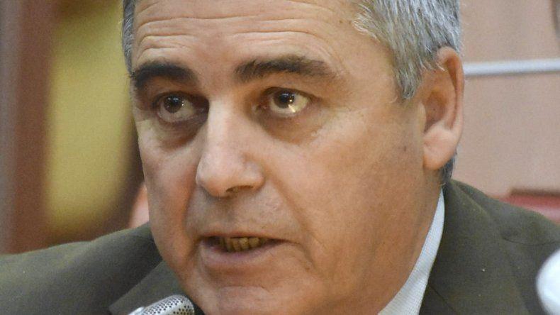 Javier Touriñan es el diputado que impulsa la iniciativa.