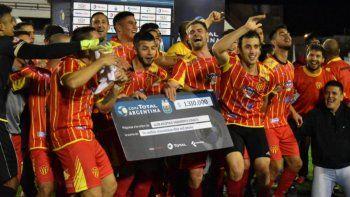 Sarmiento de Resistencia le ganó a Rafaela y será rival de River