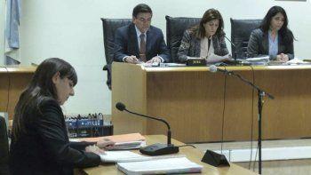 La fiscal María Laura Blanco busca probar la autoría de M.M. en la tentativa de homicidio y amenazas coactivas contra su pareja.