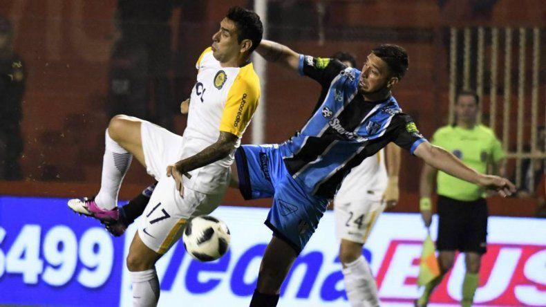 Central le ganó a Almagro y habrá clásico rosarino en la Copa Argentina