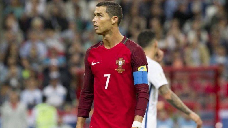 Cristiano sigue fuera de la Selección tras la denuncia de violación