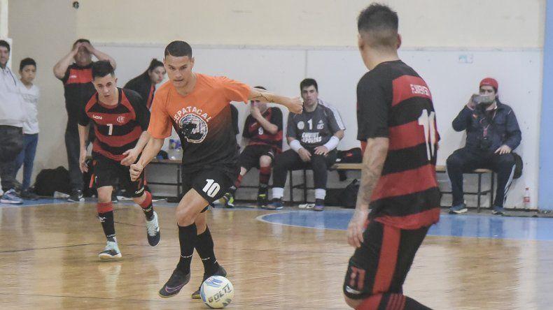 La definición del torneo Clausura continuará el lunes en el gimnasio municipal 1.