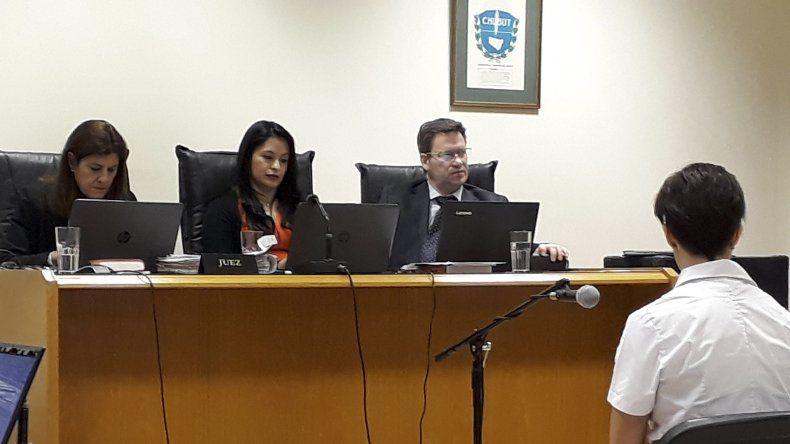El testimonio de la médica forense Eliana Bévolo.