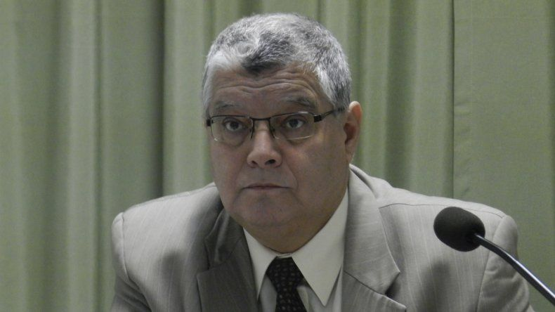 El juez José García encabezó el tribunal del juicio.