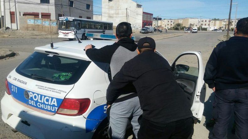 Detuvieron a un expolicía con pedido de captura