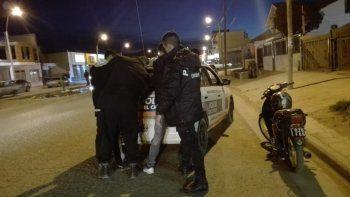 Secuestran motos y autos en controles vehiculares