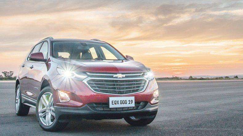 Chevrolet Equinox: Llegó el nuevo SUV mediano