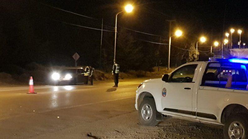 Anoche secuestraron cuatro autos por alcoholemia positiva