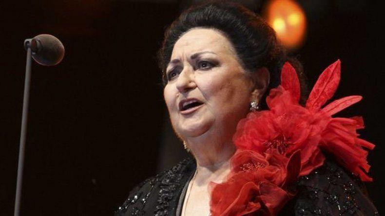 Murió la soprano española Montserrat Caballé