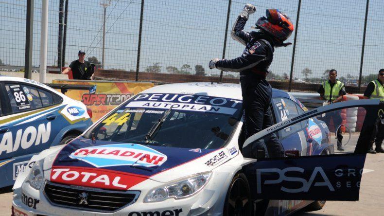 Werner se quedó con triunfo en el Super TC2000