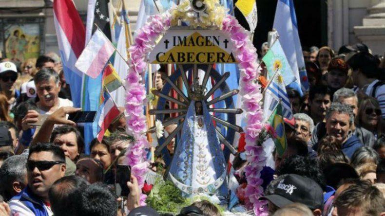 Poli convocó en Luján a la unidad de los argentinos