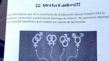 Funcionario de Cambiemos lidera campaña contra la educación sexual escolar