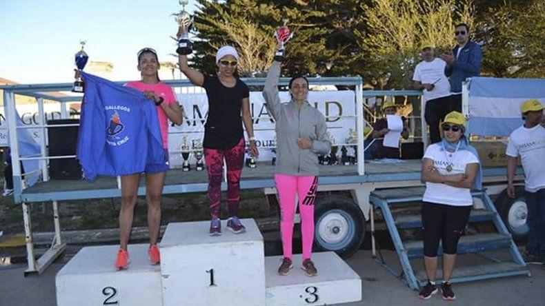 David Rodríguez y Rosana Calderero ganaron la corrida Día del Camino