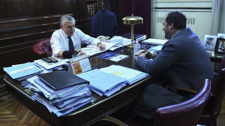 El rector de la UNPSJB sigue buscando adhesiones